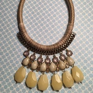 (Final Price!) Chico's Short Statement Necklace